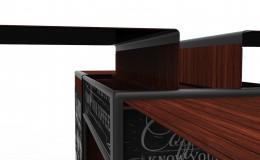 TESLA CAFFE_konstrukcija s maskom i fundermaxom
