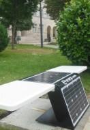 Posušje dobilo prvu solarnu klupu