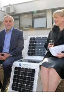 Solarne klupe u Zagrebu